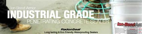 ionbond armor subsurface elastomeric concrete sealer forms a ionbond armor elastomeric waterproofing concrete sealer