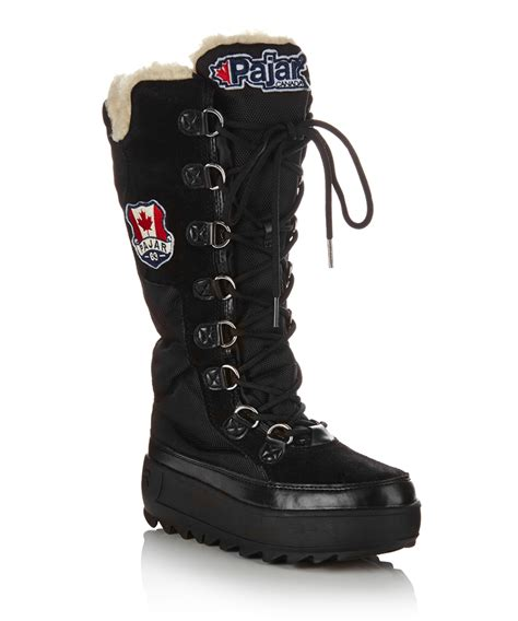 womans boots sale s greenland black snow boots sale pajar sale