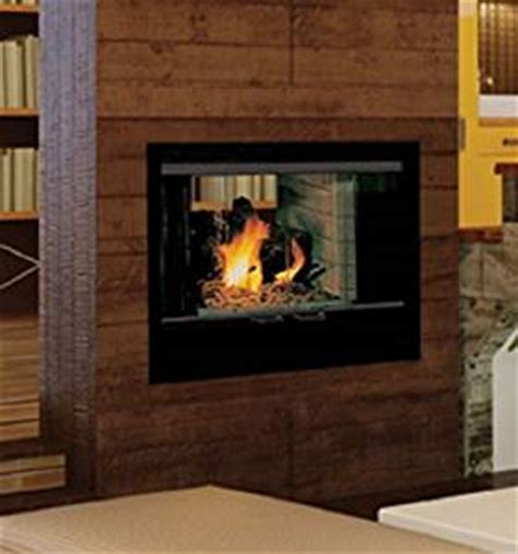 b vent 36 quot see thru fireplace propane gas