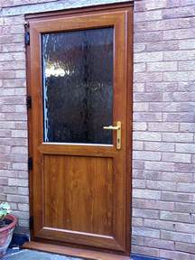 Exterior Back Doors Upvc Back Doors Replacement Back Doors From Altus