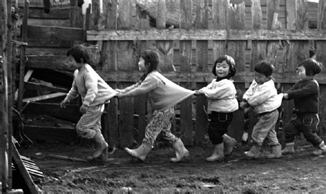20 fascinating black and white photographs portray images of japanese children after world war
