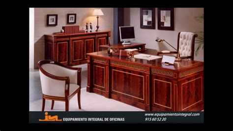 oficina v decoraci 243 n de oficinas estilo cl 225 sico equipamiento