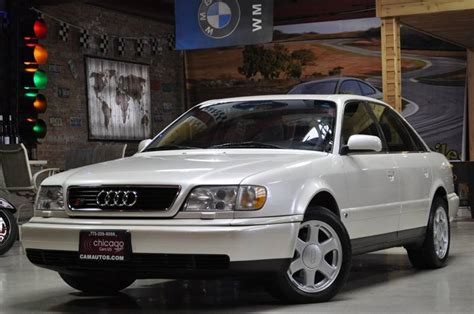 1995 Audi S6 For Sale by Flawless Pearl 1995 Audi S6 German Cars For Sale