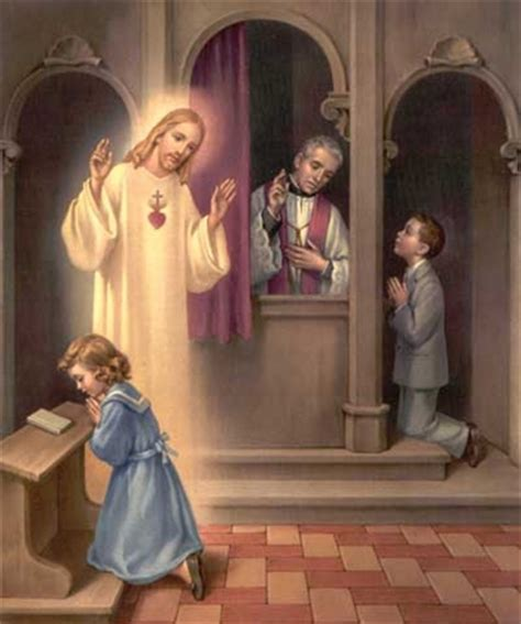Awesome What Are The 7 Sacraments Of The Roman Catholic Church #7: Confessino.jpg