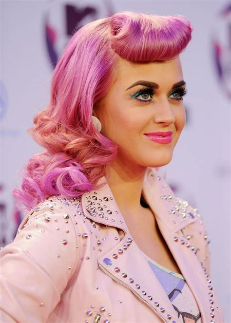 katy perry s 31 best hairstyles in honor of 31st birthday