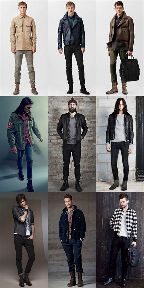 Extremely Menswear Inspired Shoes By Outfitters by S Biker Boots Lookbook Via Fashionbeans S