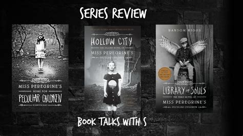 quot miss peregrine s home for peculiar children quot series