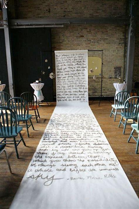 Wedding Aisle Modern by 26 Wedding Aisle Ideas Modern Wedding