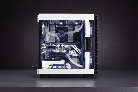 Corsair Carbide 400c White Corsair Carbide Clear 400c Mid Tower Gaming White