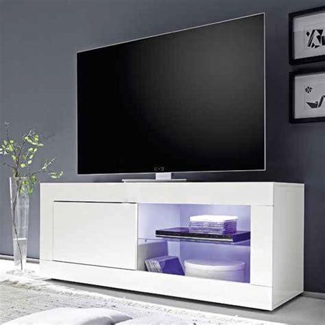 porta tv in vetro porta tv in vetro e legno piccolo basic
