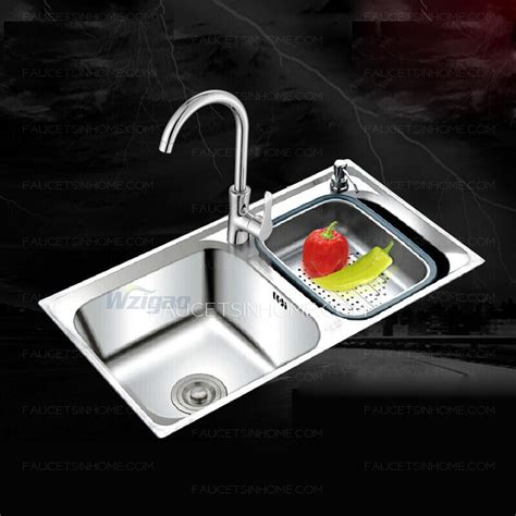 sinks nickel brushed stainless steel kitchen sinks
