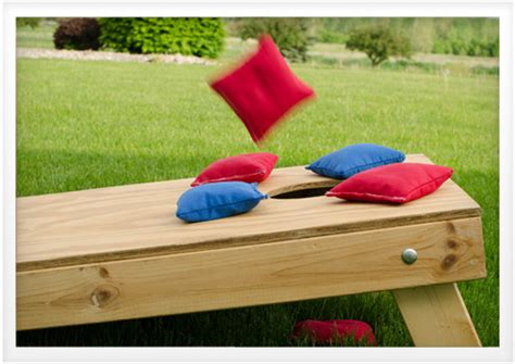 how to build a bean bag how to make a bean bag toss bag do it yourself advice