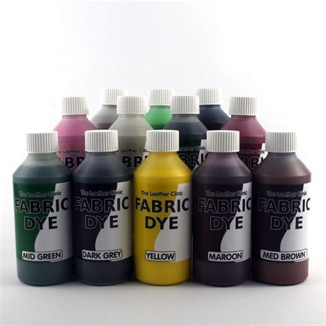 automotive upholstery dye liquid fabric dye all colors for sofa car cotton denim