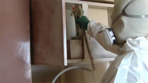 Kitchen Cabinets Painting   Dallas FT. Worth   Finishing