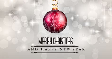 Merry Christmas And Happy New Year Constant Contact Happy New Year Template