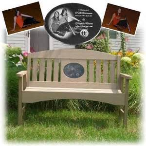 garden bench plaque benches with plaques room ornament