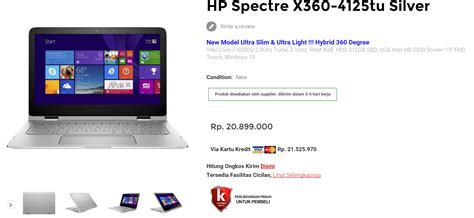 hp spectre x360 beda harga beda ssd laptop review and