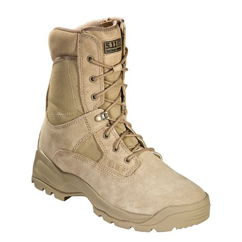 boot c boots 5 11 tactical a t a c 8 coyote side zip boot