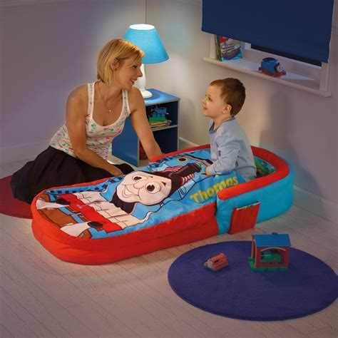 Saleeee New Ready 409 1 the tank engine blue toddler ready bed travel bed new ebay
