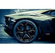 Fondos HD Lamborghini Aventador LP700 4 Negro