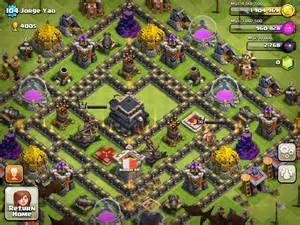 This is the best player from clash of clans jorge yao