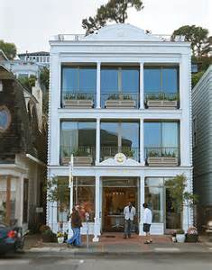 Three Story Building by Daniel Merriam S Gallery In Sausalito Commercial