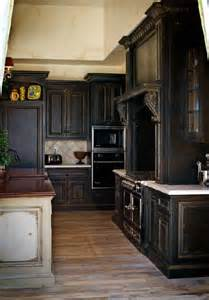 Really like these black cabinets for their drama black is the color