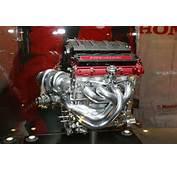 Honda Civic 'HR 412E' 16 Turbo Engine To Power New Type R