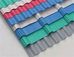 Corrugated Plastic Roofing Panels Pictures