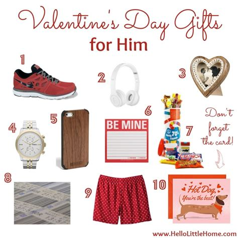 valentines gift for him s day gifts for him