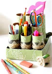 Desk Caddy Organizer Diy Desk Organizer Ideas To Tidy Your Study Room