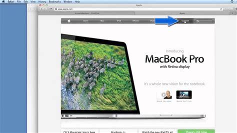 tutorial java mac os x how to update java 6 on mac os x youtube