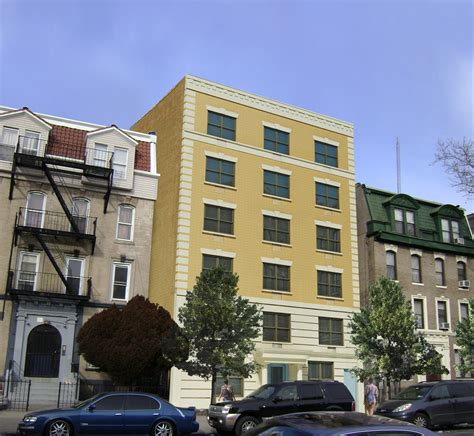 providence house brooklyn supportive housing project revised cityland cityland