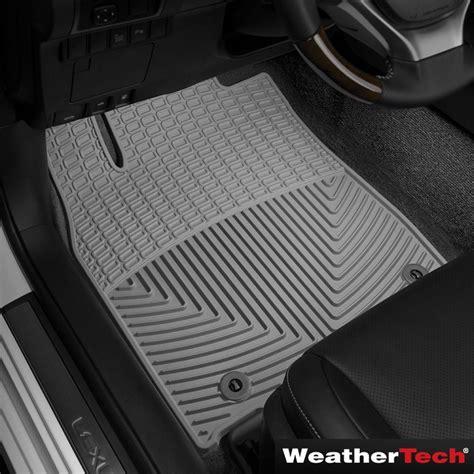 weathertech floor mat lexus toyota