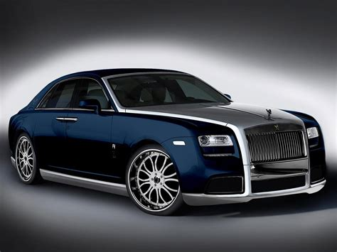 fenice based on rolls royce ghost 2010