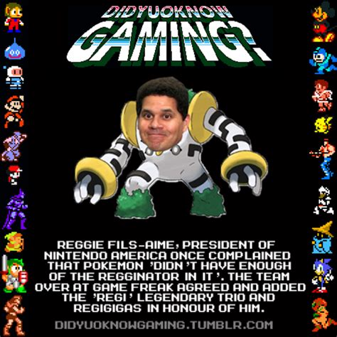 Reginald Meme - image 336583 reggie fils aime know your meme