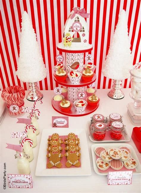 christmas candyland party