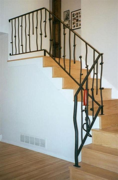modern interior railing stair adorable modern stair railings to inspire your own