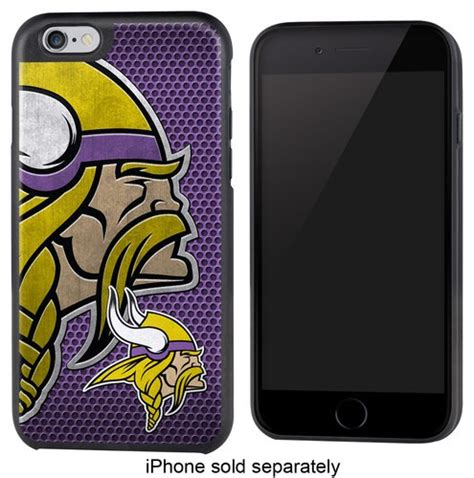 Map Of Nfl Popular Team Iphone 6 6s team promark nfl minnesota vikings rugged for apple iphone 6 and 6s black 99107vrp best buy