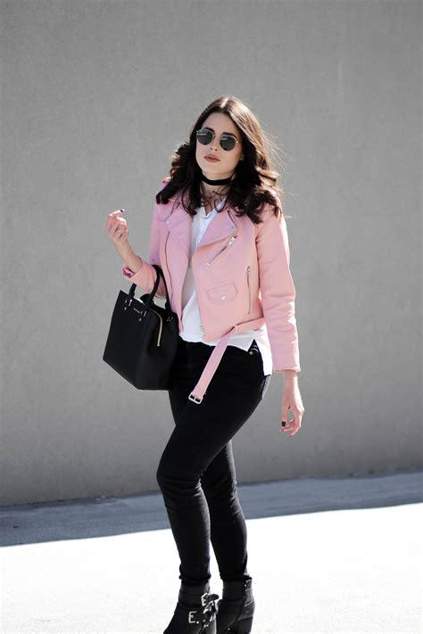 Blouse Zara Best Seller pink is the new black the avenue