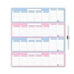 4 weekly calendar weekly calendar template