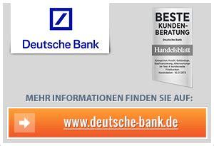 Wie Hoch Sind Die Deutsche Bank Depot Geb 252 Hren