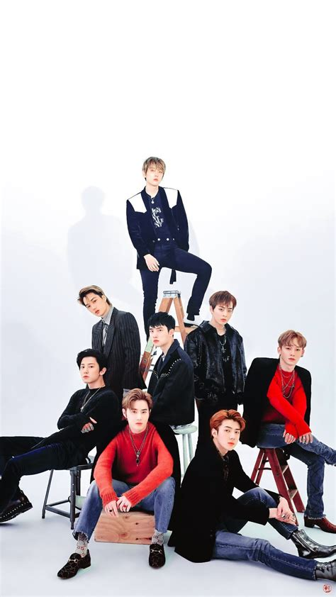 exo  wallpapers  wallpapersafari