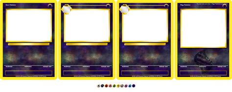 kyogre cards templates classic ghost blanks by aschefield101 on deviantart
