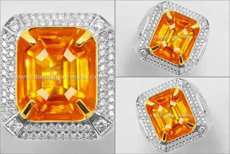 Orange Safir Srilanka 1000 images about sapphire gemstone batu safir on