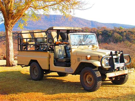 Experiencing The Magic Of A South African Safari