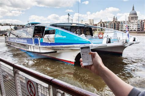 thames clipper fares thames clippers goes live with mobile ticketing