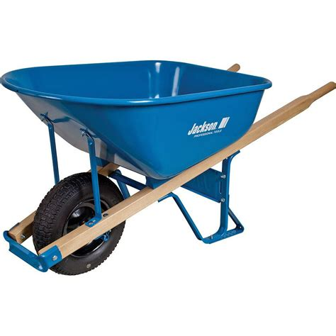 lifetime 6 5 cu ft plastic wheelbarrow 65034 the home