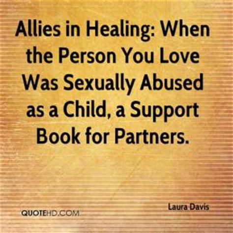 Allies In Healing davis quotes quotehd