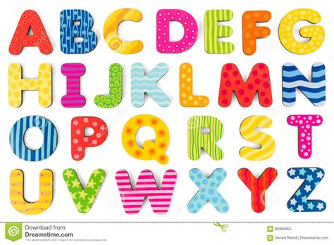 colorful letters colorful alphabet stock photos royalty free stock images